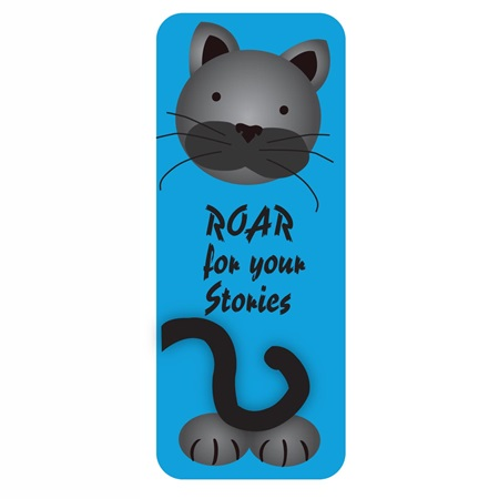Animal Bookmark - Panther