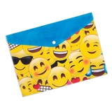 Poly Folder With Snap - Emojis