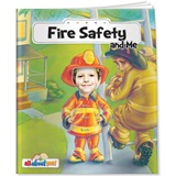 All About Me Book - Fire Safety