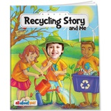 All About Me Book - Recycling Story