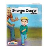 All About Me Book - Stranger Danger