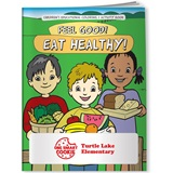 Coloring Book - Feel Good! Eat Healthy!