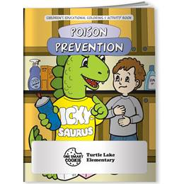 Coloring Book - Poison Prevention