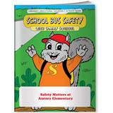 Coloring Book - School Bus Safety