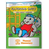 Coloring Book - Playground Safety