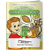 Coloring Book - Learning About Money
