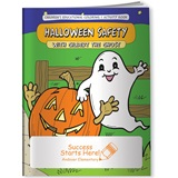 Coloring Book - Halloween Safety
