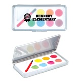 Seven Color Watercolor Paint Set