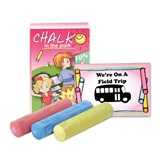Jumbo Chalk Three Pack