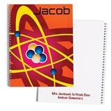 Personalized Notebook - Science/Atom