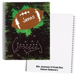 Personalized Notebook - Football