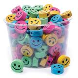 Eraser Tub - Smiley Faces