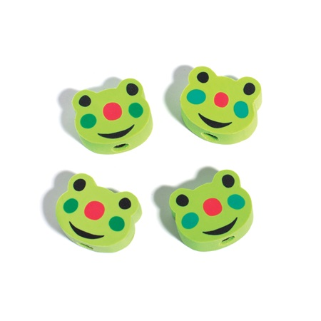 Eraser Tub - Frogs