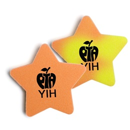 Star-shaped Mood Custom Eraser