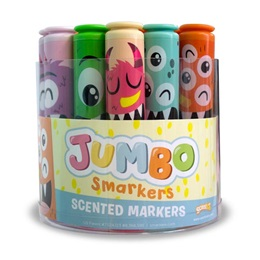Scentco® Smarkers Scented Jumbo Markers Tub
