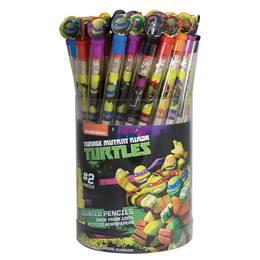 Smencils® Scented Pencil Tub - Nickelodeon™ Teenage Mutant Ninja Turtles