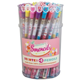 Smencils® Scented Pencils - Valentine's Day