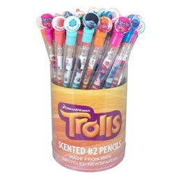 Smencils® Scented Pencil Tub - Dreamworks® Trolls