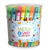 Scentco® Sketch and Sniff Scented Gel Crayons