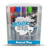 Scentco® Smens® Scented Metallic Gel Pens Pack