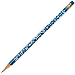 Motivational Pencil - Believe, Achieve, Succeed