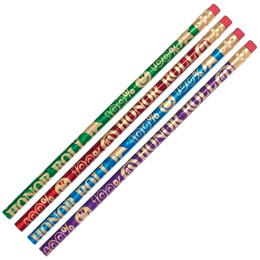 Honor Roll with Smiley Faces Pencils