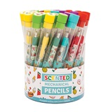 Scented Mechanical Pencils Tub