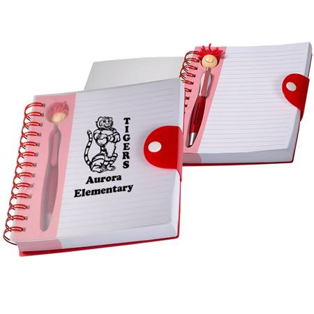 MopTopper™ Pen and Notebook Set