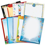 Educational Printable Papers Variety Pack