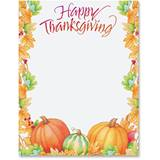 Happy Thanksgiving Printable Paper