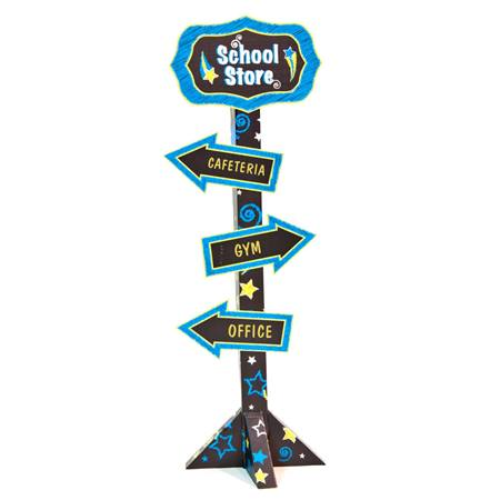 School Store Sign Kit - Stars