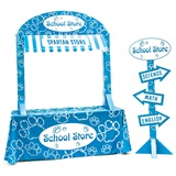 Paw School Store Scene - Personalized