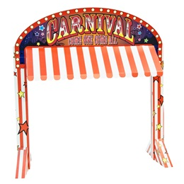 School Carnival Table Awning Kit