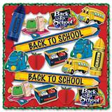 Back-to-School Decorating Kit