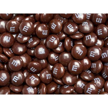 Brown M&M's® Milk Chocolate Candy - 5 lbs.