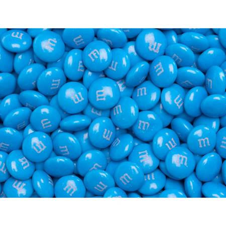 Blue M&M's® Milk Chocolate Candy - 5 lbs.