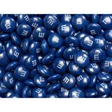 Dark Blue M&M's® Milk Chocolate Candy - 2 lbs.