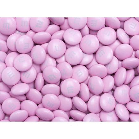 Pink M&M's® Milk Chocolate Candy - 2 lbs.