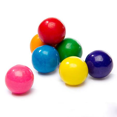 Assorted Color Gumballs