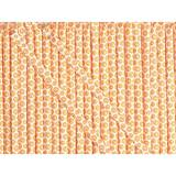 Candy Powder-Filled Straws - Orange