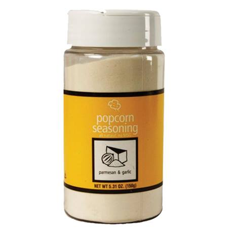 Popcorn Seasoning - Parmesan and Garlic