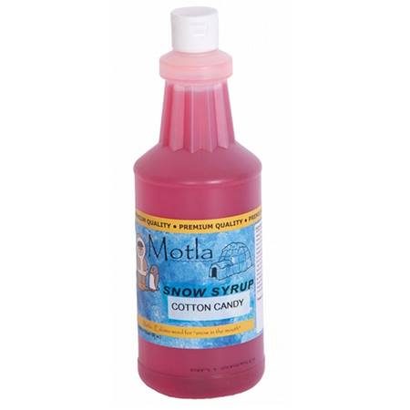 Cotton Candy Flavor Sno Cone Syrup - Quart