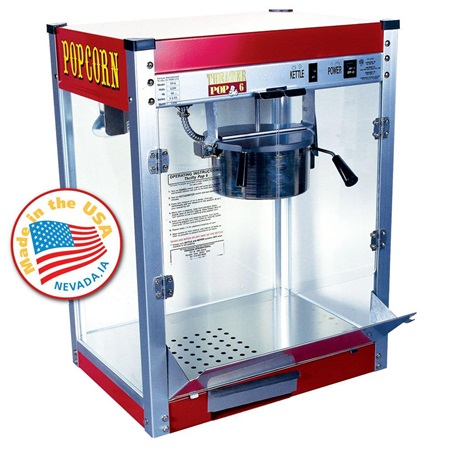 Theater Pop 6 ounce Popcorn Machine