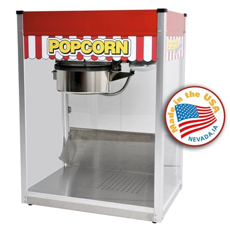 Classic Pop 16 ounce Popcorn Machine