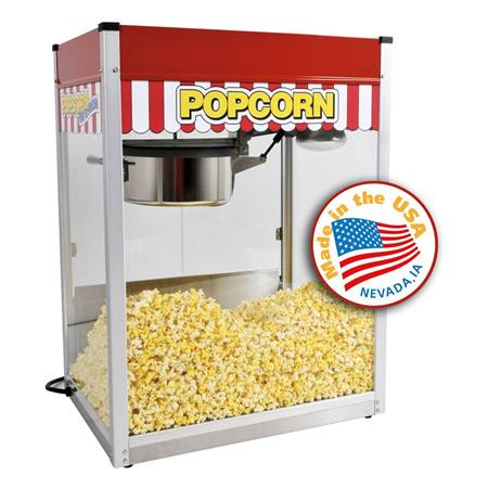 Classic Pop 20 ounce Popcorn Machine