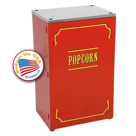 Premium Red Popcorn Stand for TP6/8