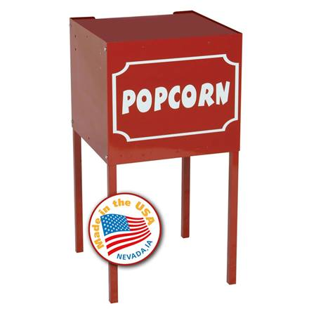 Small Thrifty Popcorn Stand