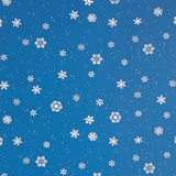 Patterned Decorating Paper - Winter Flakes