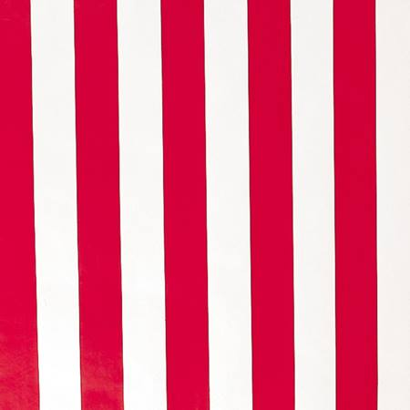 Patterned Decorating Paper - Red and White Stripe