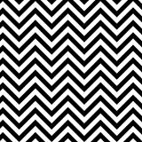 Decorating Paper - Black and White Chevron
